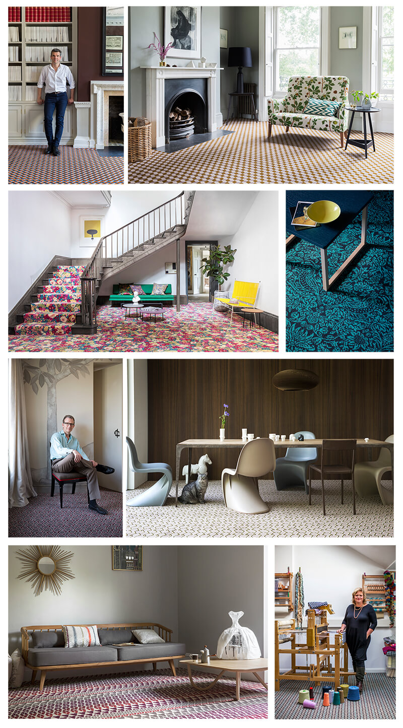 Discover the coolest carpet collaborations